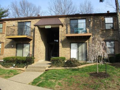 Condo/Townhouse For Sale: 6520 Six Mile Ln #4