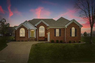 Bardstown Single Family Home For Sale: 112 Waverly Dr
