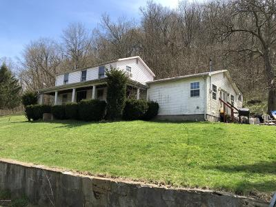 Single Family Home For Sale: 1293 Locust Rd