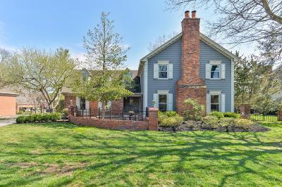 Single Family Home For Sale: 5008 Long Knife Run