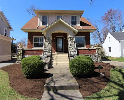 Highlands Single Family Home For Sale: 2143 Lowell Ave