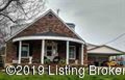 Bardstown Single Family Home For Sale: 439 Plum Run Rd