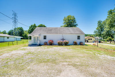Fairdale Single Family Home Active Under Contract: 9806 Keys Ferry Rd