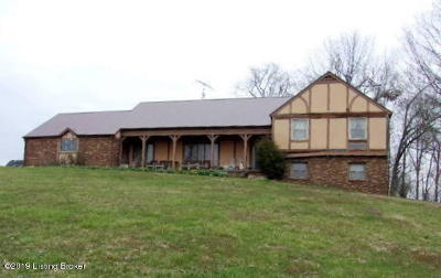 Single Family Home For Sale: 1738 Sunbeam Rd