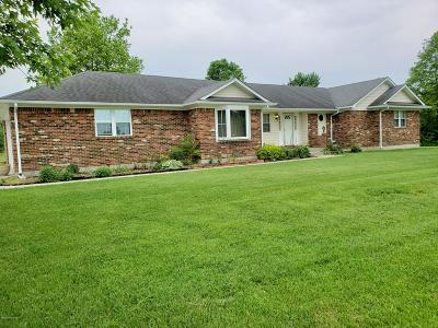Single Family Home For Sale: 4400 Mud Ln