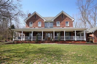 Single Family Home For Sale: 150 Long Run Rd