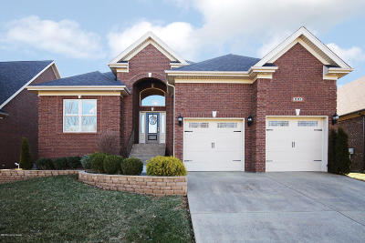 Single Family Home For Sale: 11117 Radleigh Ln