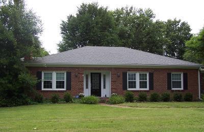 Single Family Home For Sale: 2248 Wynnewood Cir