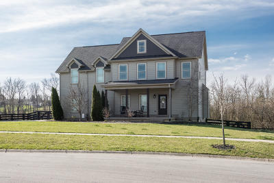 Single Family Home For Sale: 4602 Clarkhurst Cir