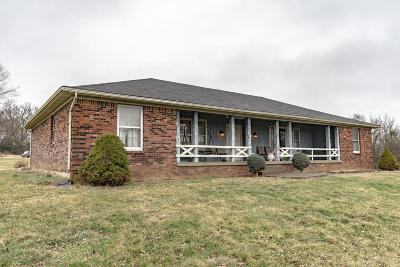 Shelby County Single Family Home For Sale: 3160A Todds Point Rd
