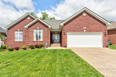 Single Family Home For Sale: 10703 Marceitta Ct