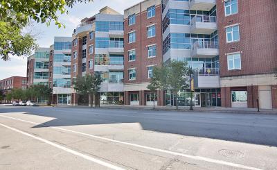 Condo/Townhouse For Sale: 324 E Main St #501