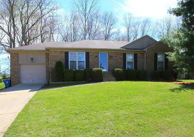 Single Family Home For Sale: 12006 Springmeadow Ln