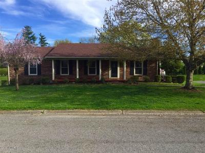 Elizabethtown Single Family Home For Sale: 402 The Bye Way