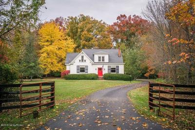 Single Family Home For Sale: 11703 Cedardale Rd
