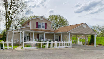 Taylorsville Single Family Home For Sale: 513 Main Cross St