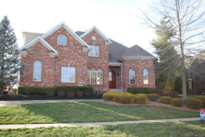 Single Family Home For Sale: 2115 Highland Springs Pl