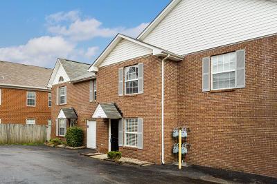 Condo/Townhouse For Sale: 4525 Meadowlark Manor Ln