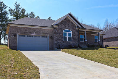 Taylorsville Single Family Home For Sale: Lot 49 Eaglesnest