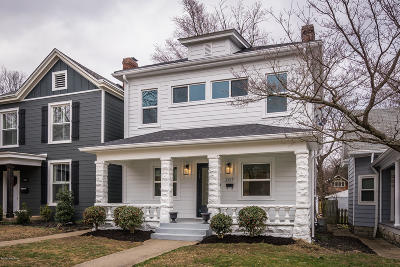 Single Family Home For Sale: 207 S Hite Ave