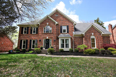 Louisville Single Family Home Active Under Contract: 15001 Glendower Dr
