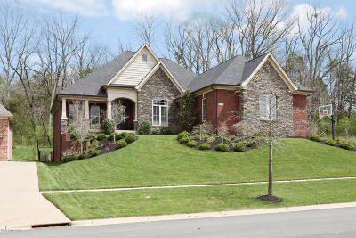 Fisherville Single Family Home For Sale: 17115 Shakes Creek Dr