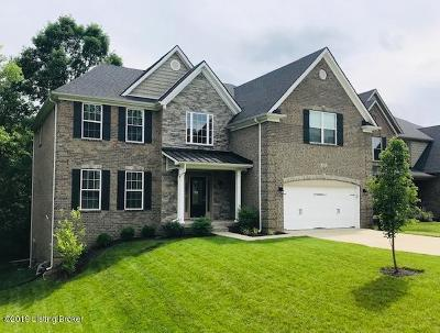 Louisville Single Family Home For Sale: 325 Cranbury Way