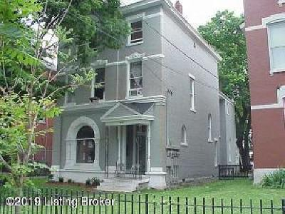 Louisville Multi Family Home For Sale: 932 S 1st