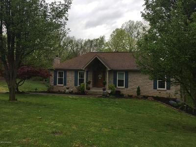 Louisville Single Family Home For Sale: 131 Dublin Cir