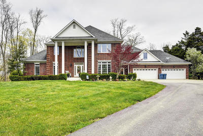 Single Family Home For Sale: 3113 Blakemore Ln