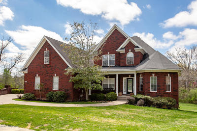 Louisville Single Family Home For Sale: 2102 Polo Creek Ln