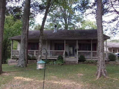 Single Family Home For Sale: 1504 Sulphur Lick Rd