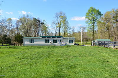New Haven Single Family Home For Sale: 1270 Eddie Miles Rd