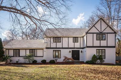 Louisville Single Family Home For Sale: 738 Old Harrods Creek Rd