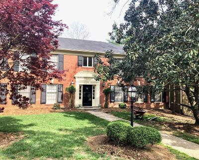 Louisville Condo/Townhouse For Sale: 6505 Deep Creek Dr #4