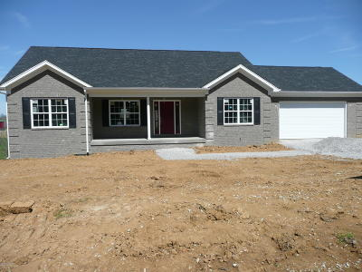 Taylorsville Single Family Home For Sale: 122 Chloe Ln