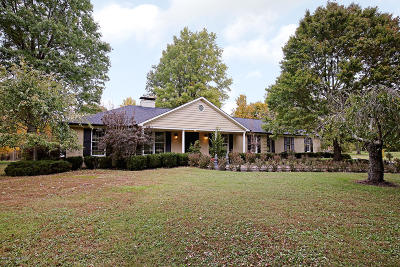 Louisville Single Family Home For Sale: 1110 Flat Rock Rd