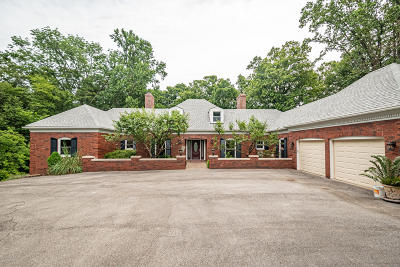 Floyds Knobs Single Family Home For Sale: 5860 Scottsville Rd