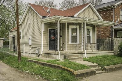 Louisville Single Family Home For Sale: 534 S 28th St