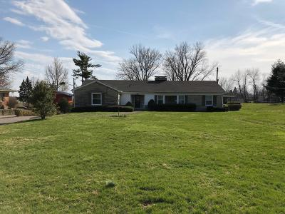 Shelbyville Single Family Home For Sale: 2300 Shelbyville Rd