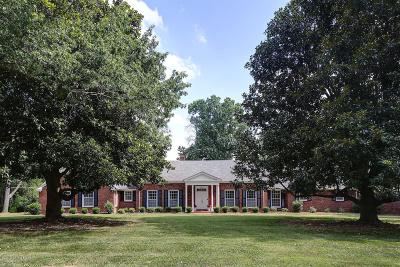 Louisville Single Family Home For Sale: 5812 Orion Rd