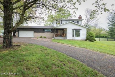 Single Family Home For Sale: 1650 Cedar Creek Rd