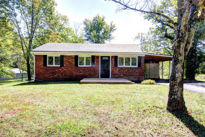 Crestwood KY Single Family Home Active Under Contract: $150,000