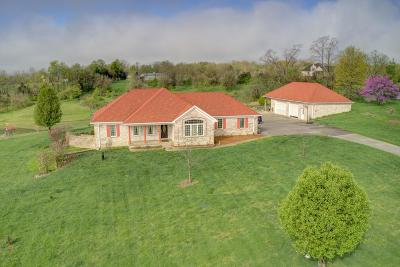Spencer County Single Family Home For Sale: 625 Old Heady Rd