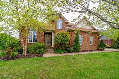 Oldham County Single Family Home For Sale: 6206 Interlaken Way