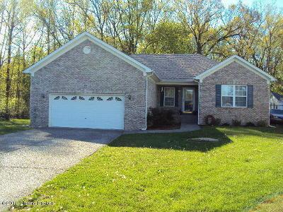 Shepherdsville Single Family Home For Sale: 607 Beechwood Ave