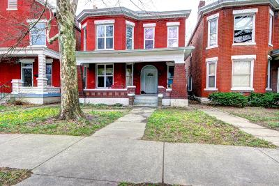 Louisville Multi Family Home Active Under Contract: 3834 Southern
