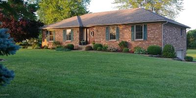 Oldham County Single Family Home For Sale: 2200 Outer Circle Dr