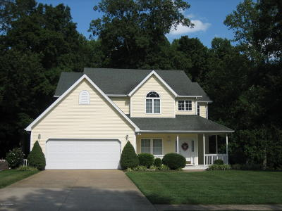 Elizabethtown Single Family Home For Sale: 2613 Stonemill Dr