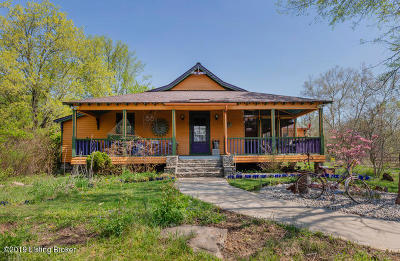 Henry County Single Family Home For Sale: 4812 Lagrange Rd